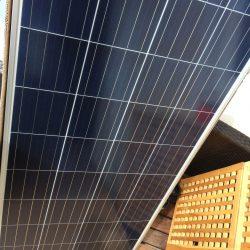 ECTIVE-SSI152 LuxorLX-150P solo line Solarpanel 150W